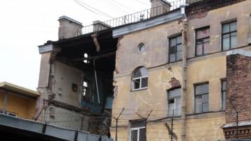 Обрушение на Лиговском, 117