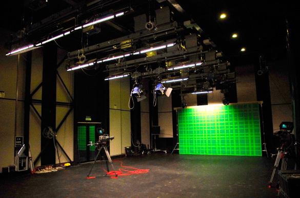Вторая сцена Александринки, студия