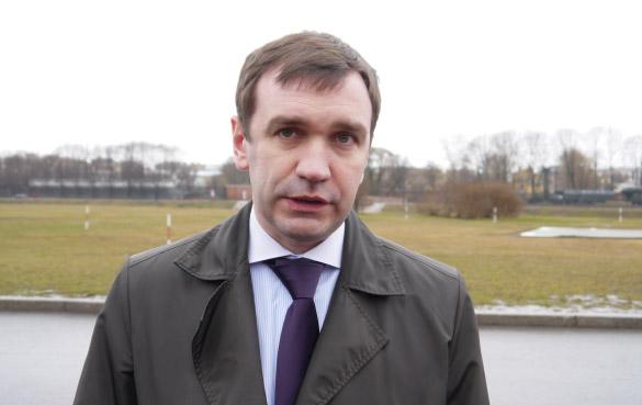 Андрей Бондарчук, председатель комитета по энергетике и инженерному обеспечению