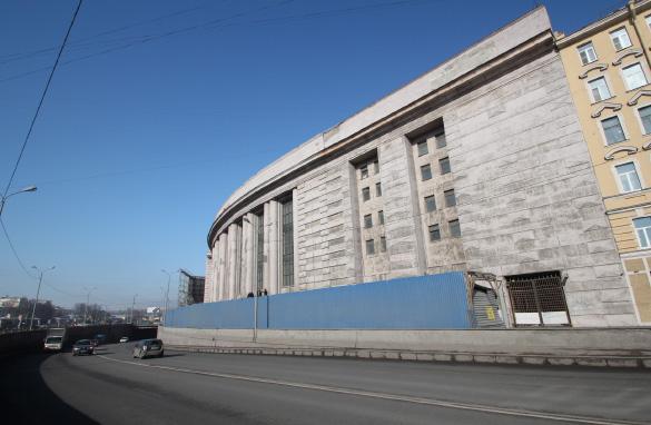 Фрунзенский универмаг