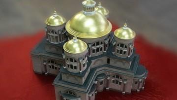 Проект собора Сошествия Святого Духа на Апостолов