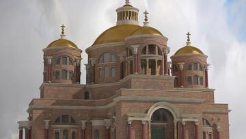 Проект собора Сошествия Святого Духа на Апостолов на Планерной