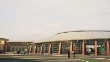 Проект нового железнодорожного музея на Балтийском вокзале