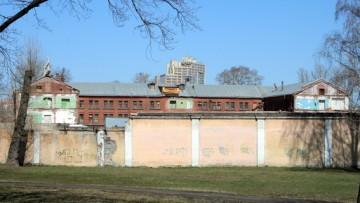 Корпус Карточной фабрики на Обуховской обороны
