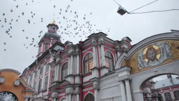 Благовещенская церковь, Александро-Невская лавра