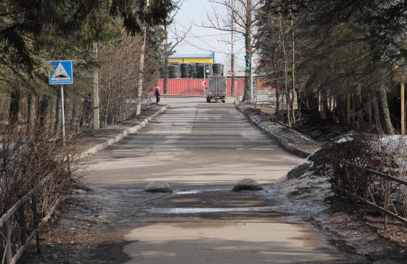 Поселок Ленсоветовский