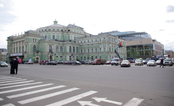 Мариинского театр, вторая сцена Мариинского театра