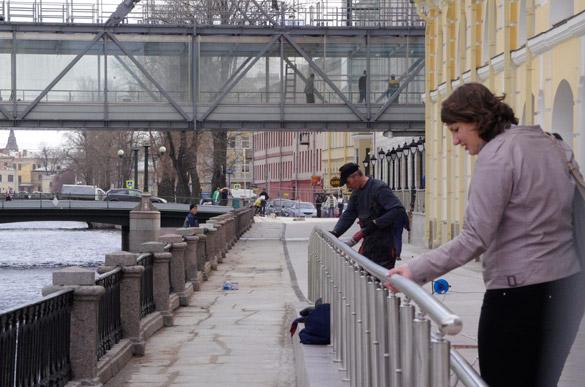 Набережная Крюкова канала, вторая сцена Мариинки