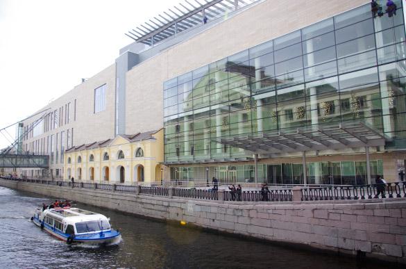 Вторая сцена, Мариинский театр