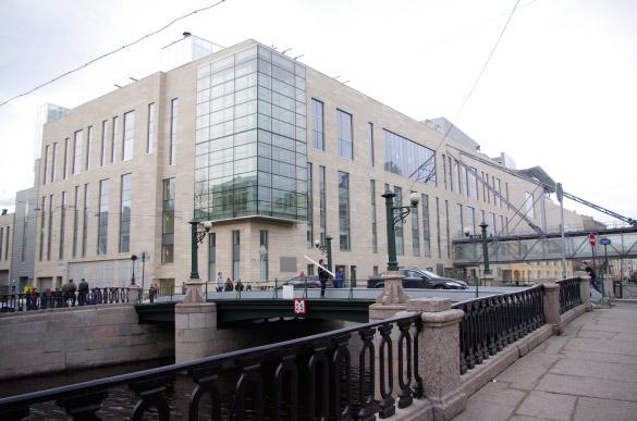 Вторая сцена Мариинского театра, Крюков канал
