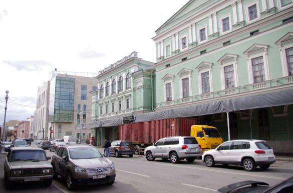 Мариинского театр и вторая сцена Мариинского театра