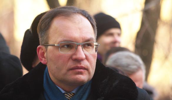 Метельский Игорь Михайлович, бывший вице-губернатор Санкт-Петербурга