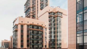 Жилой комплекс More в «Балтийской жемчужине»