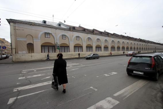 Никольский рынок на Садовой улице, 62