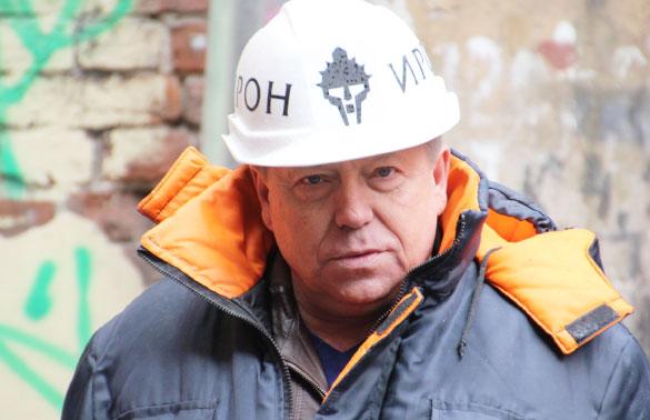 Вячеслав Рот, генеральный директор компании «Ирон»