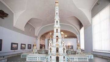 Смольный собор, проект колокольни