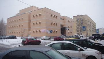 Смольнинские бани на улице Красного Текстильщика, 7