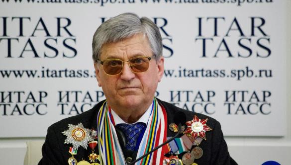 Александр Тихонов, четырехкратный олимпийский чемпион по биатлону