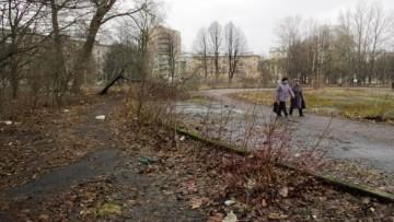 Стадион «Турбостроитель», Охта