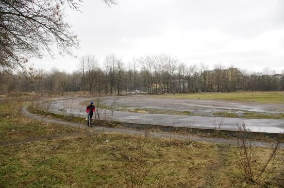Стадион «Турбостроитель»