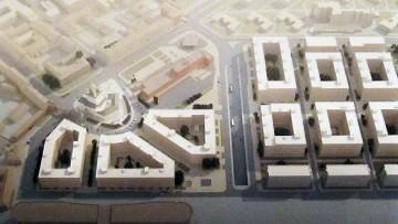 Проект комплекса «Царская столица»
