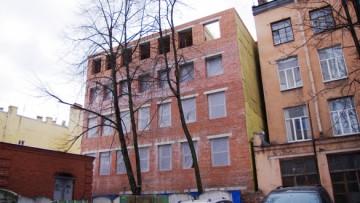Реконструкция особняка Юргенса