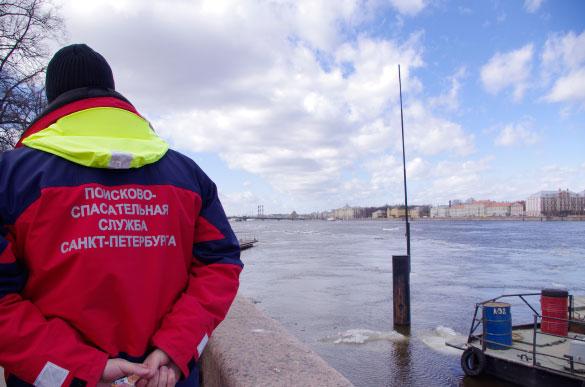 Спасательно-поисковая операция на Неве
