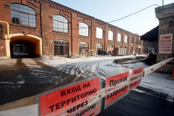 Набережная обводного канала, 199. Винный завод на Обводном канале