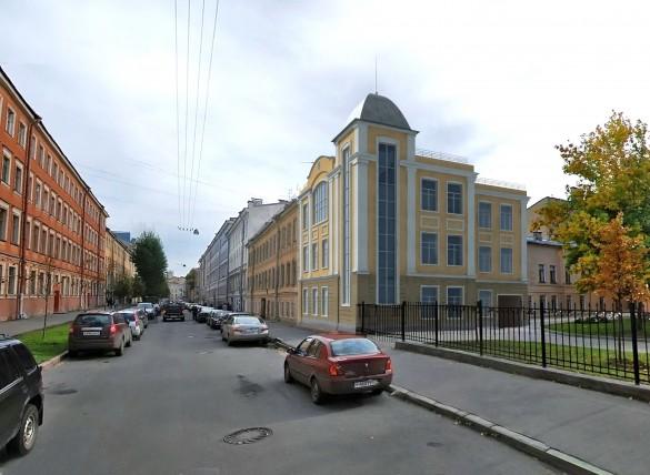 4-ая Красноармейская, 19