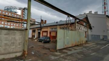 Ворота на Академика Павлова, 5