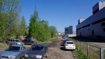 Брантовская, новая дорога от Якорной до Магнитогорской