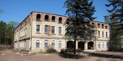 Дом купца Сакулина на Софийском бульваре, 32, в Пушкине