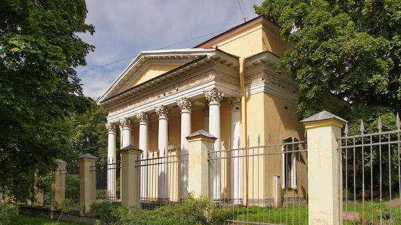 Лютеранская церковь Святой Елизаветы