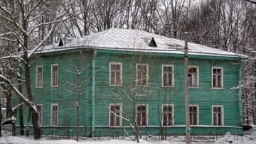 Корпус Новознаменской больницы на Чекистов, 7