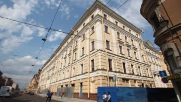 Торгово-офисный центр на Литейном проспекте, 26