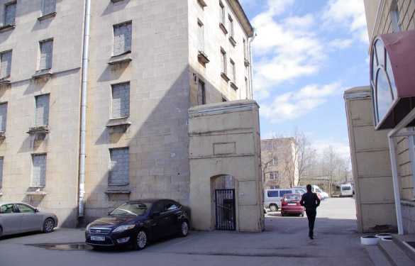 Магнитогорская, 53, заброшенный дом