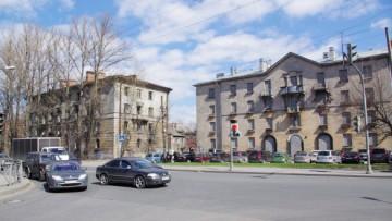 Заброшенные дома на Магнитогорской