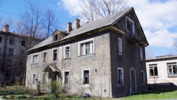 Заброшенный дом на Магнитогорской, 61