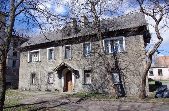 Заброшенный дом на Магнитогорской, 81