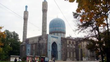 Соборная мечеть на Кронверском проспекте, 7
