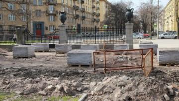 Парк Победы на Московском проспекте