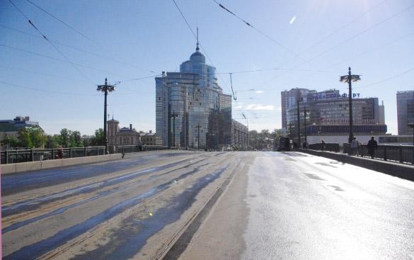 Сампсониевский мост, Пироговская развязка
