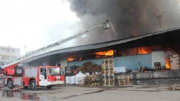 Челиева, 11, пожар