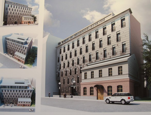 проект на 3-й Советской