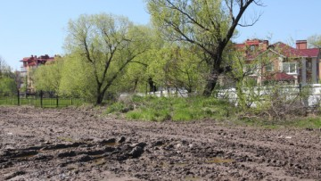 Земля международного культурного центра «Пушкин»