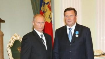 Путин и Заренков