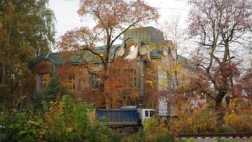 Реконструкция дома Шадрина