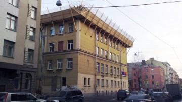 Строительство мансарды на 6-й Советской, 24