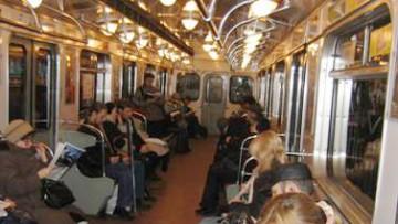 Вагон метро