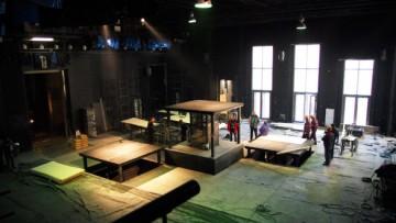 Малая сцена Александринского театра